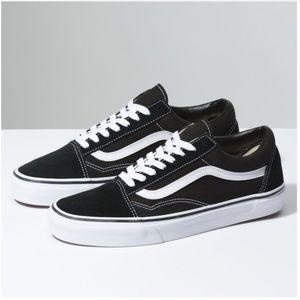 Vans Old Skool skate low tops